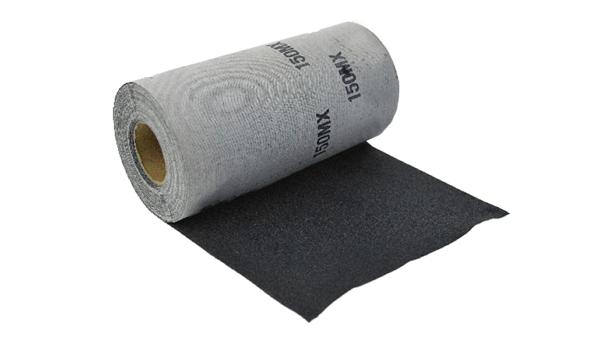 Sylmasta Metal Grade Micro Abrasive Rolls are used for the finishing of metals and hard woods